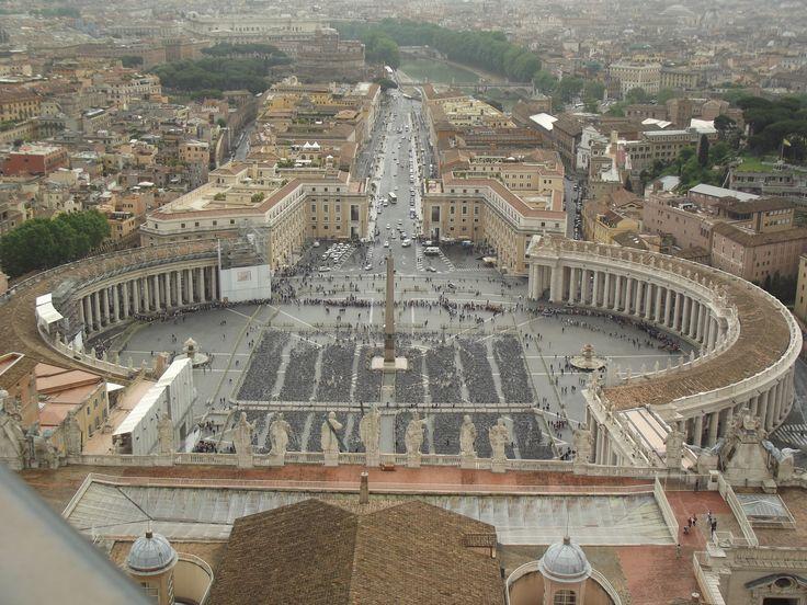 St Peter´s square, Vatican City