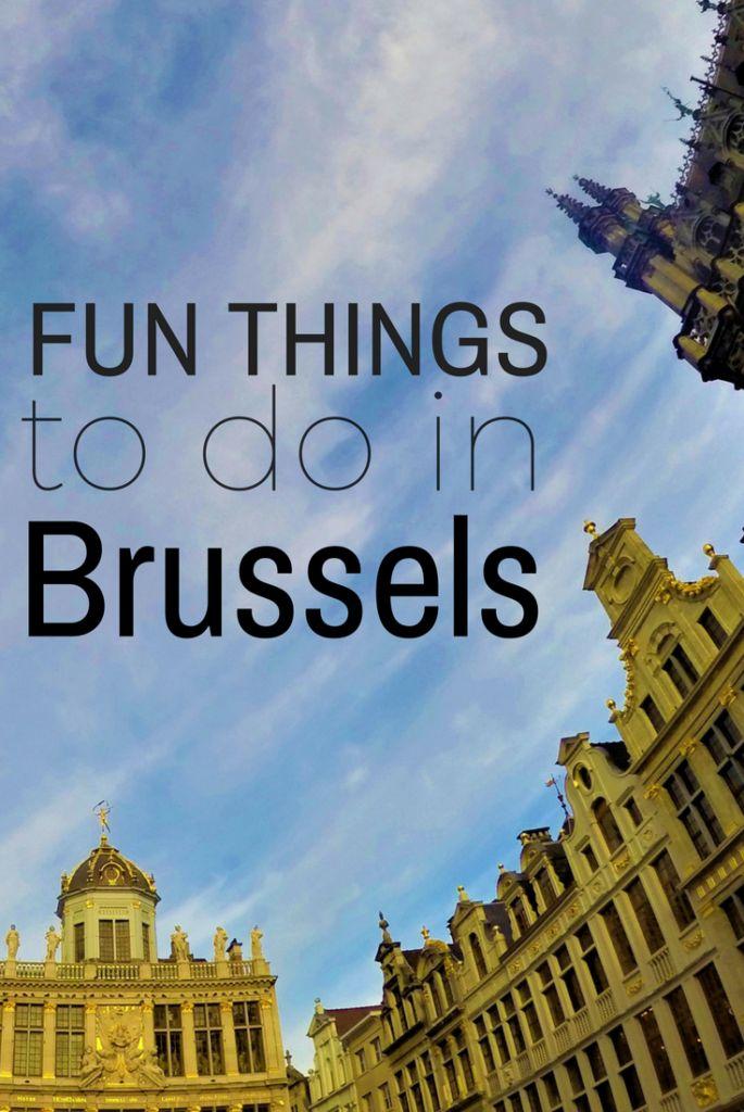 DIY- Fun things to do in Brussels, Belgium