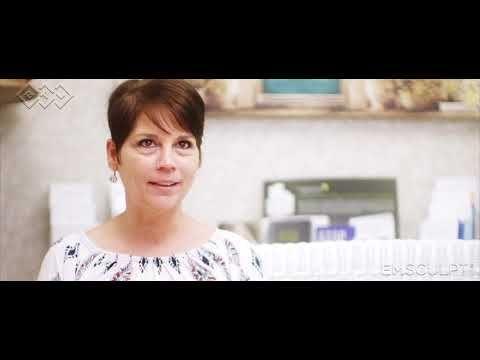 EMSCULPT® Patient testimonial Eva – EMSCULPT : Non-Surgical Body Contouring – C…