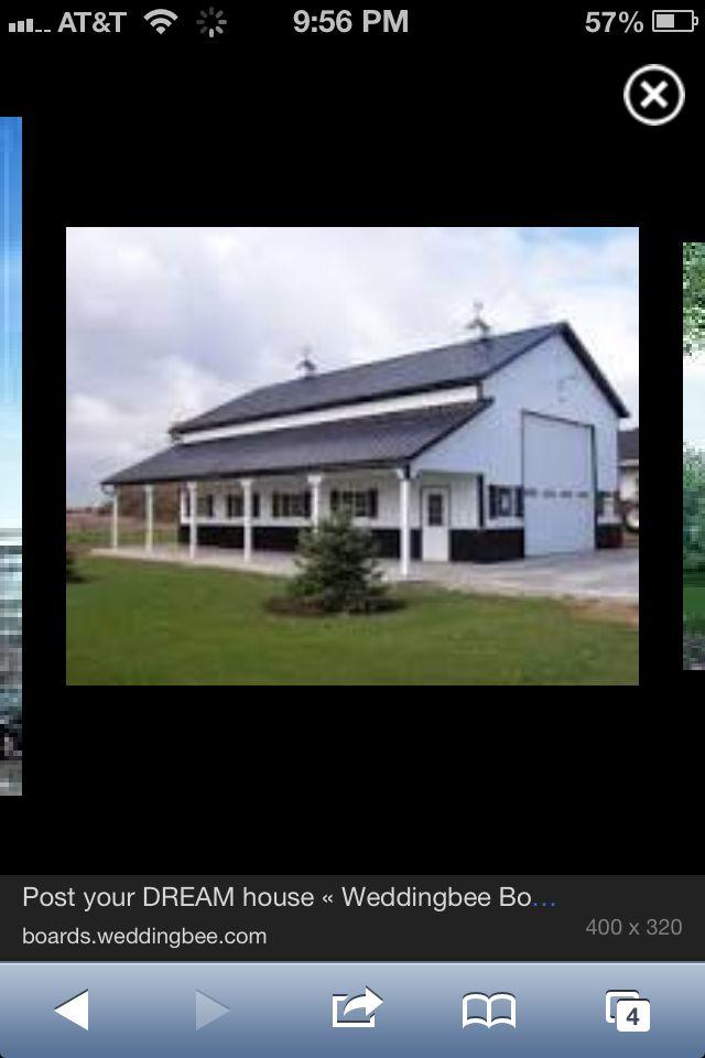 pole barn ceiling ideas - Shouse House meday