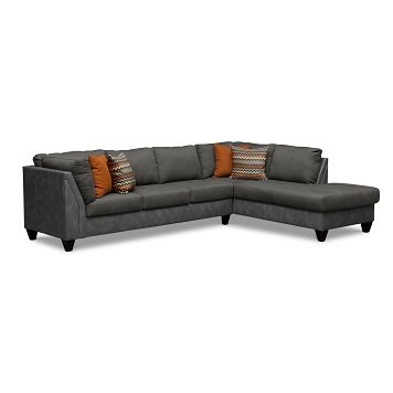 Mojo Upholstery 2 Pc. Sectional | Furniture.com $999.99