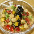 ひよこ豆のサラダ by Adina