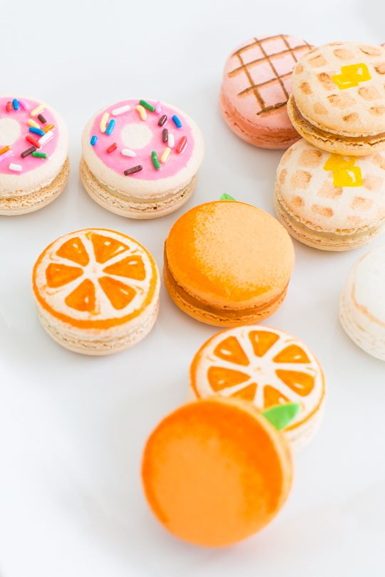 EATS | DIY Brunch Macarons