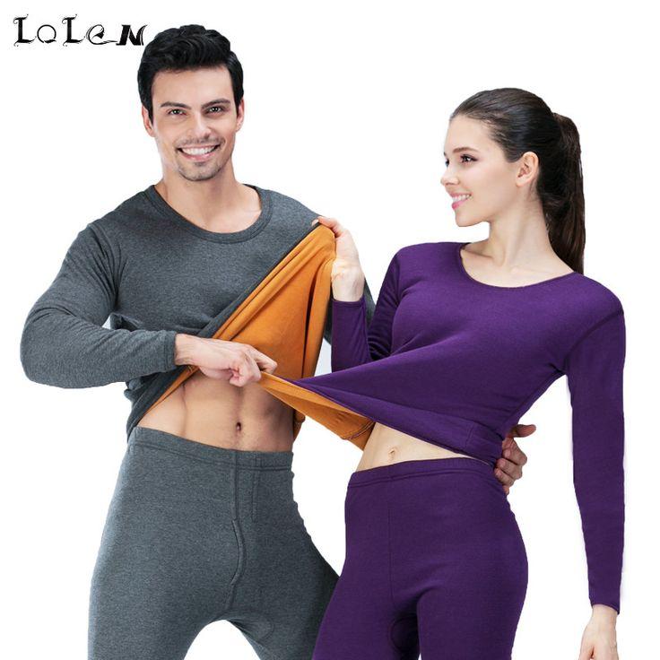 Lolen super weiche gold rüstung warmen anzug herbst und winter doppelschicht hinzufügen dicke thermische underwear für frauen