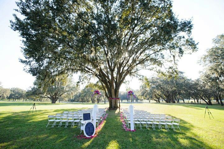 Ceremonies And Grounds
