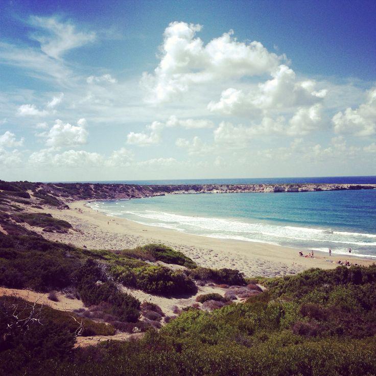 Turtle Beach, Lara Bay, Cyprus