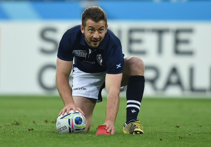 Well done Greg and the Guys ......half time Scotland 16 Australia 15 .....I know you can do it .