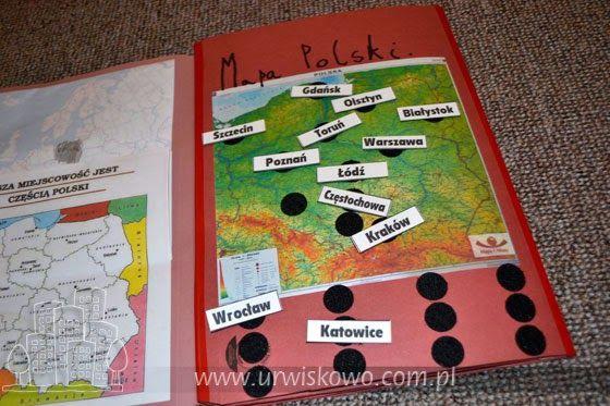 """""""Witaj majowa jutrzenko(...)"""" słuchaliśmy dziś z Oliwierem i przy okazji kończyliśmy najnowszy lapbook o Polsce. Maj i listopad są dobrą oka..."""