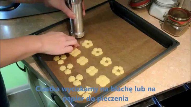 Ciasteczka z maszynki Biscuits