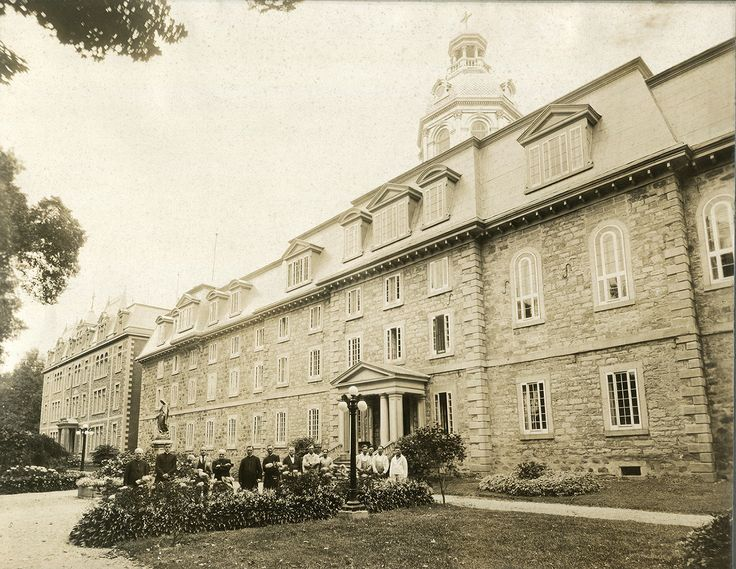 College L'Assomption 1919