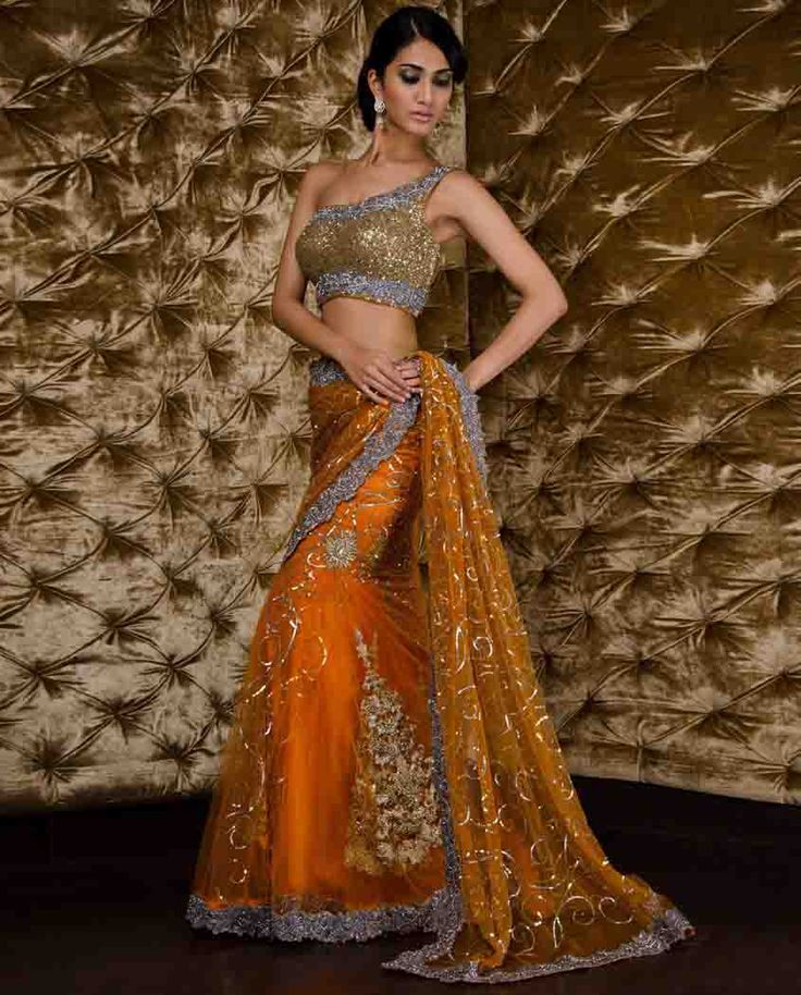 Vanni Kapoor ,Bollywood Actress In A Beautiful Hand Embroidered Lehenga Sari Is Now At All Shorooms Of Lady Selcetion As Well Online At www.ladyselection.com