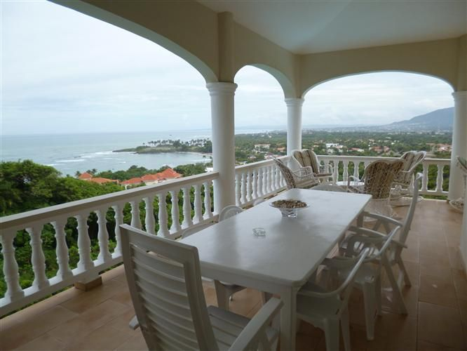 This majestic villa is set high in the hills above Cofresi Bay... http://sosuarealestate.net/items/majestic-villa-in-cofresi-bay