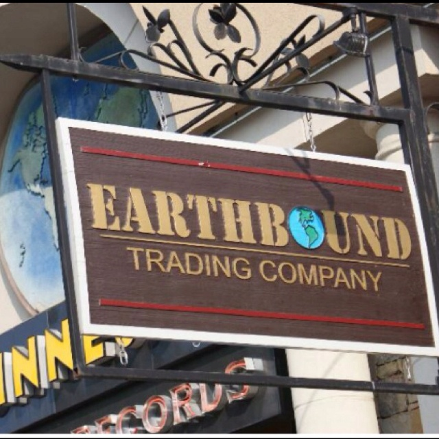 EarthBound Trading Company, a nice place for original little odds and ends