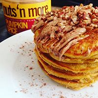 21 Day Fix Approved Pumpkin Pancakes - Dana Nicole Fitness