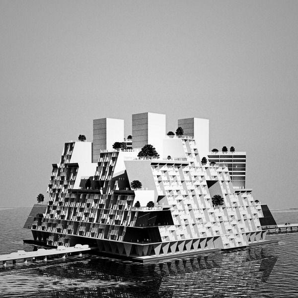 "Buckminster Fuller's ""Triton City"""
