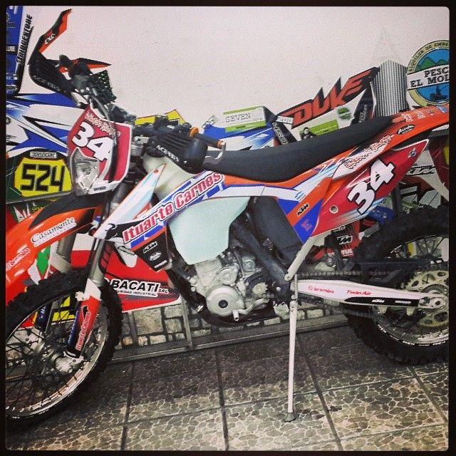 #diseño #ktm #ploteo #stikers #calcos #vinilo #motos #tucuman