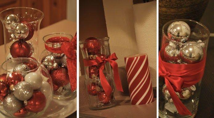 Oltre 1000 idee su vasi di natale su pinterest barattoli - Rami decorativi natalizi ...
