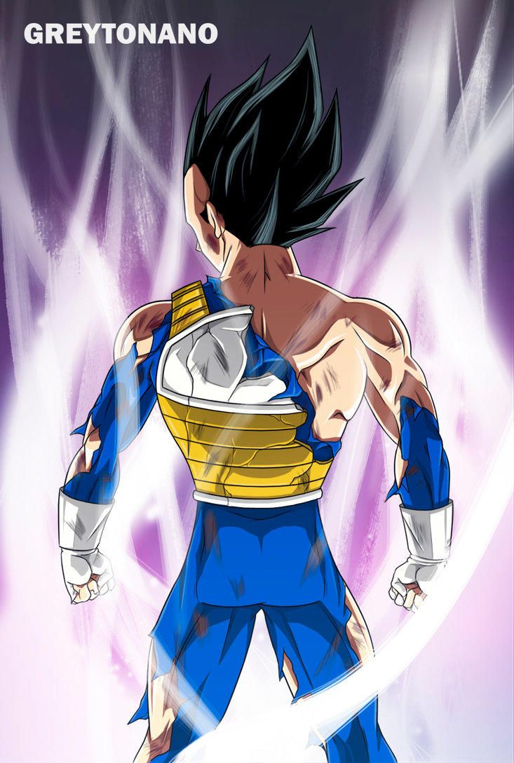 Vegeta Limit Breaker Dragon Ball Dragon ball, Dragon
