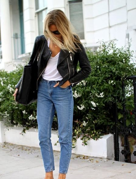 Chic and Silk: OUTFIT COMBINATION: Blue Jeans / White Shirt