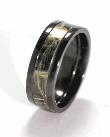 7 Best Images About Rings On Pinterest Camo Rings Camo