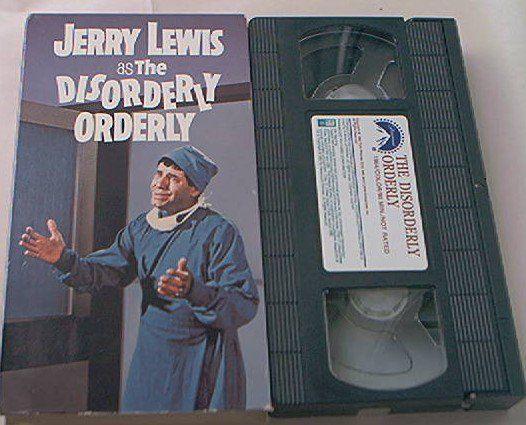 THE+DISORDERLY+ORDERLY~JERRY+LEWIS,+GLENDA+FARRELL,+KATHLEEN+FREEMAN~1964+CLASSIC