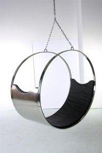 hanging egg chair designer modern ring hanging chair