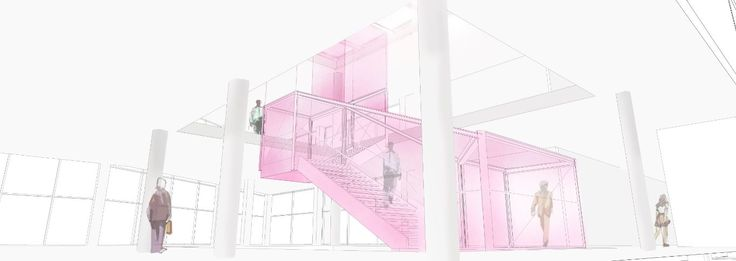 Interior Desing Stairs - Diseño interior Escaleras - Rehabilitacion - Cristina Donate Rodríguez