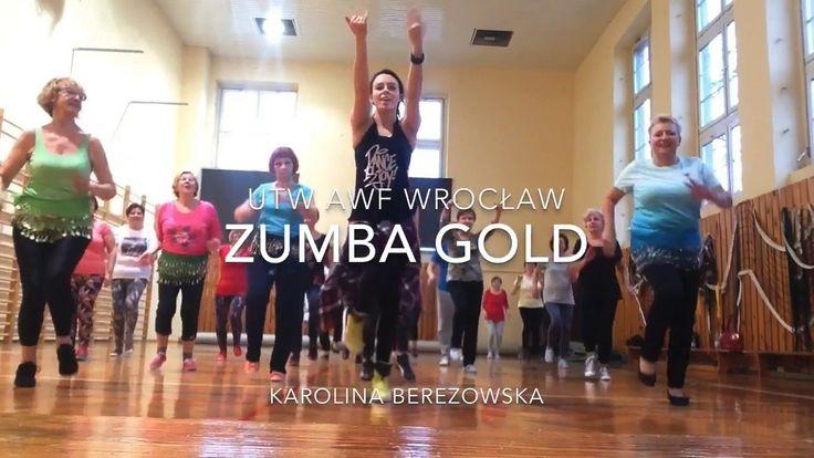 ZUMBA Gold - Lou Bega - Sweet like cola - UTW AWF Wrocław