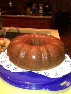 honey cake, made for Rosh Hashana 2013, easy and very tasty