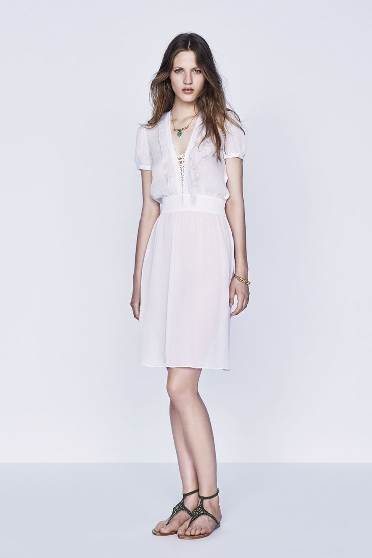 Vanessa Bruno Pre-Spring 2016 Collection