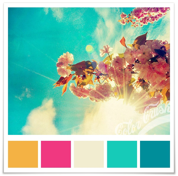 happy palette