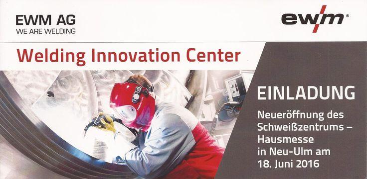 EWM Ulm Technologien Partner Aussteller