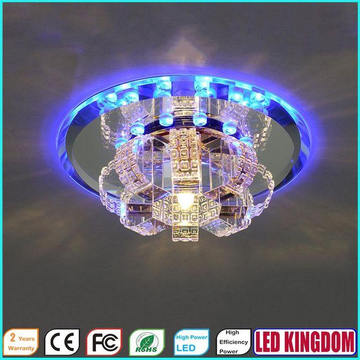 Mini Crystal Led Ceiling Light Aisle Lights Entrance Foyer Hallway Lighting Balcony Lamp Home Chandeliers Ac85 To 285v Colorful Lights Ce&Fc Cheap Chandeliers Chandelier Earrings From Delightled, $74.77| Dhgate.Com