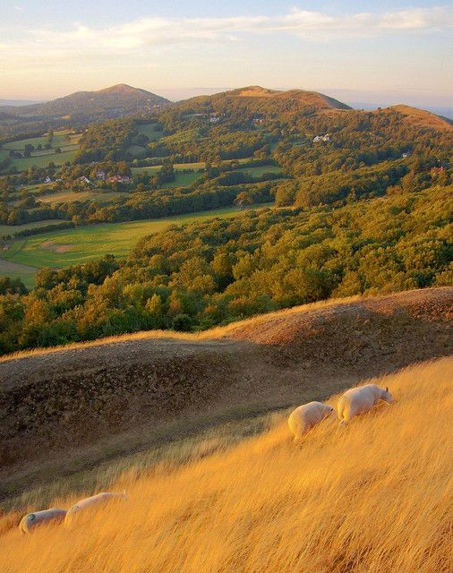 Malvern Hills, Worcestershire, England @festivalofinnov #innovatemalvern pop in and say hello running from the 1st-4th of October