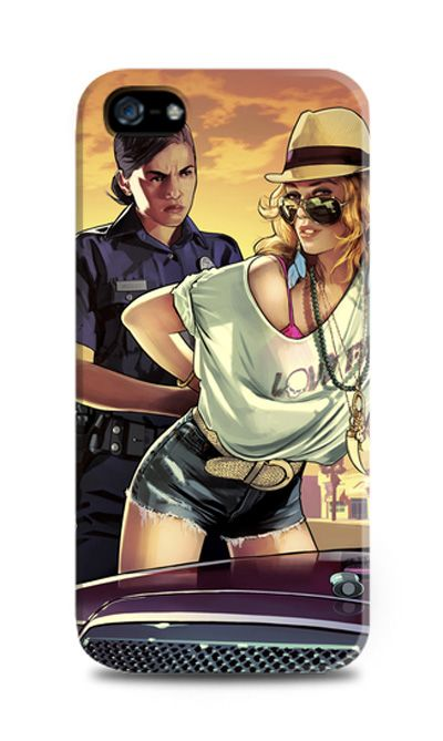 Grand Theft Auto V design by UGUGI. Case with Grand theft auto or GTA print, this case also available for iPhone 4/4s, 5c, Samsung Galaxy Grand, Samsung Galax S3, S4, S5, Samsung Galax Note 2, 3 and also Redmi Xiaomi. http://www.zocko.com/z/JH0Rs