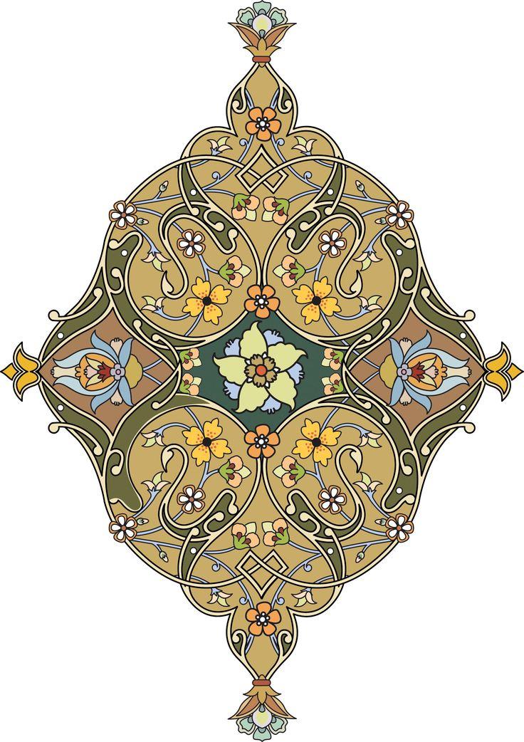 81-Floral Pattern (Khatai)