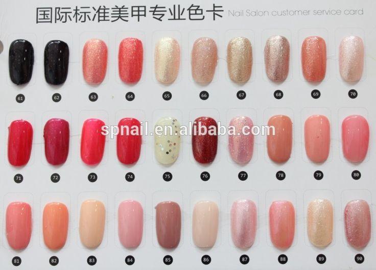 12 best Nails: Gel images on Pinterest | Gel polish colors, Nail ...