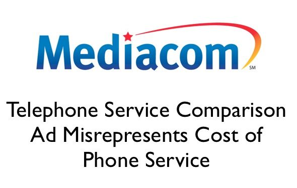 Mediacom Telephone Service Special Pricing Comparison is Misleading http://www.resourcesforlife.com/docs/item6527