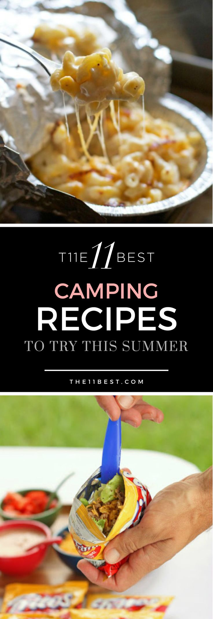 The 11 Best Camping Recipes