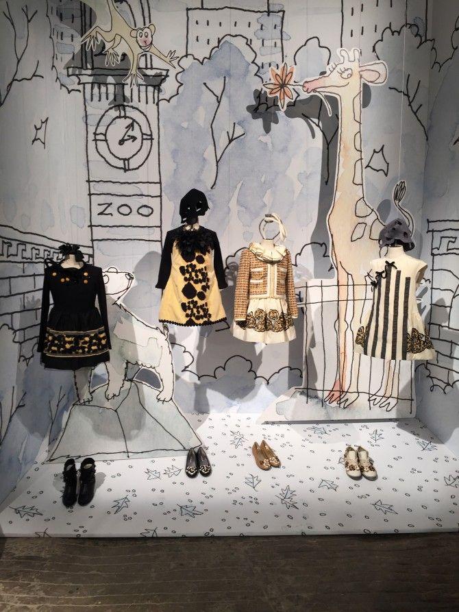 ♥ Las colecciones de moda infantil para el próximo invierno 2015 en la 80Ed de PITTI BIMBO ♥ : ♥ La casita de Martina ♥ Blog de Moda Infantil, Moda Bebé, Moda Premamá & Fashion Moms