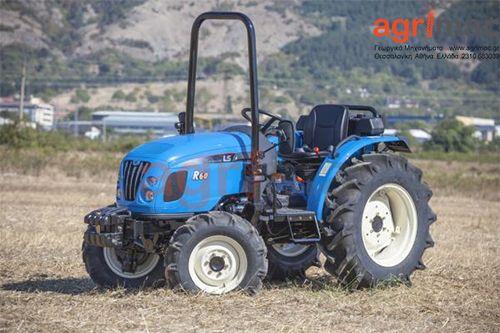 LS R50 50hp,4WD,2505cc δενδροκομικό αμπελουργικό καινούριο τρακτέρ Συνολικό μήκος, Προφυλακτήρας για σύνδεση (mm): 3193 Συνολικό πλάτος με ελαστικά (mm): 1611 Μεταξόνιο (mm): 1758 Συνολικό ύψος προς τα πάνω ROPS (mm): 2410 Συνολικό βάρος χωρίς έρμα (kg): 1660