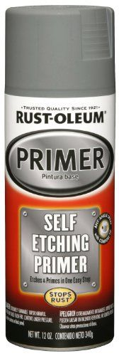Best price on Rust-Oleum 249322 Automotive 12-Ounce Self Etching Primer Spray Paint, Dark Green  See details here: http://autoloving.com/product/rust-oleum-249322-automotive-12-ounce-self-etching-primer-spray-paint-dark-green/    Truly a bargain for the brand new Rust-Oleum 249322 Automotive 12-Ounce Self Etching Primer Spray Paint, Dark Green! Take a look at this budget item, read customers' feedback on Rust-Oleum 249322 Automotive 12-Ounce Self Etching Primer Spray Paint, Dark Green, and…