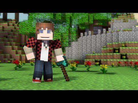 "▶ ♪ ""Hunger Games Song"" - A Minecraft Parody of Decisions by Borgore (Music Video) - YouTube"