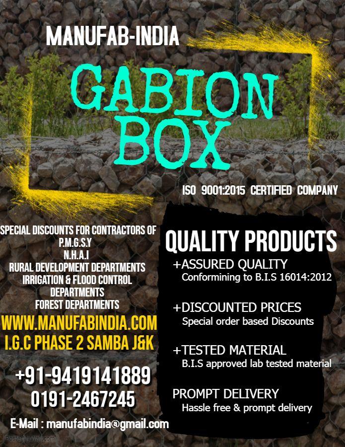 Gabion Box Gabion Box Box Manufacturers Flood Protection