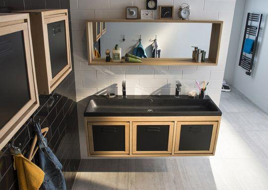 Best 20+ Vasque noire ideas on Pinterest | Vasque lavabo, Déco sdb ...