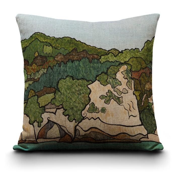 Cathedral Cove Cushion Cover