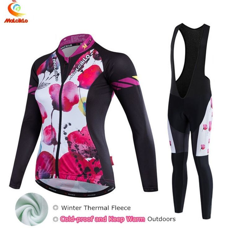 36.98$  Buy now - http://ali49s.shopchina.info/1/go.php?t=32798103031 - 2017 Cycling clothing winter fleece thermal women cycling jersey pro bike clothes mtb ropa ciclismo invierno maillot cycling 36.98$ #magazine