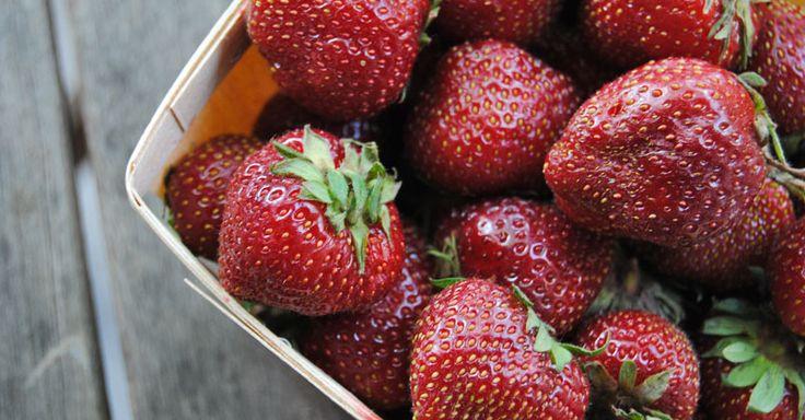 3 idées pour manger des fraises du Québec toute l'année
