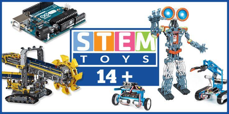 STEM toys e giocattoli tecnologici per ragazzi e adulti, ecco i più interessanti Comprare un regalo STEM per i ragazzi più grandi non è così facile, anche perché, non si tratterà di un semplice giocattolo ma di qualcosa che invece andrà oltre il gioco e potrà aiutare loro ad appr #stemtoys