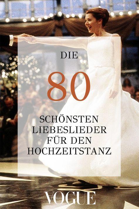 die 80 schönsten liebeslieder für den hochzeitstanz #